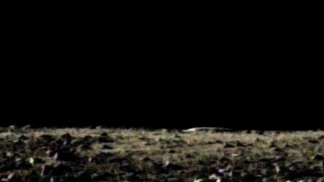 Sonda chinesa captura supostos OVNIs perto da Lua; vídeo