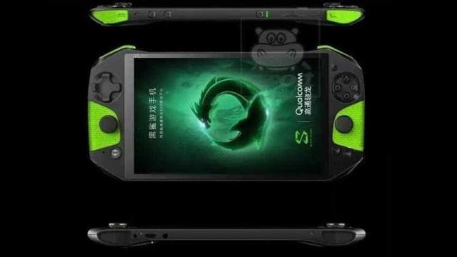 Black Shark: vaza foto do smartphone gamer da Xiaomi