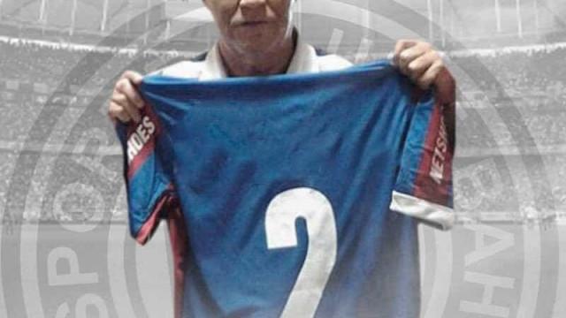Morre ex-jogador do Bahia e da seleção brasileira