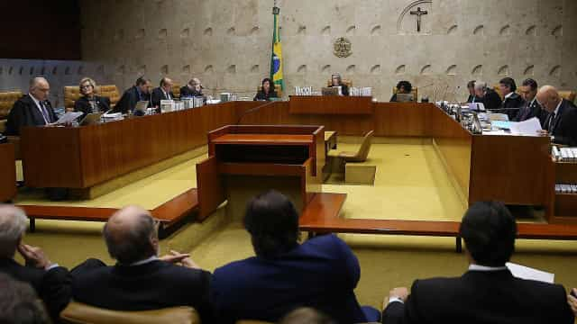 Supremo decide na quarta sobre fim do foro privilegiado a parlamentares