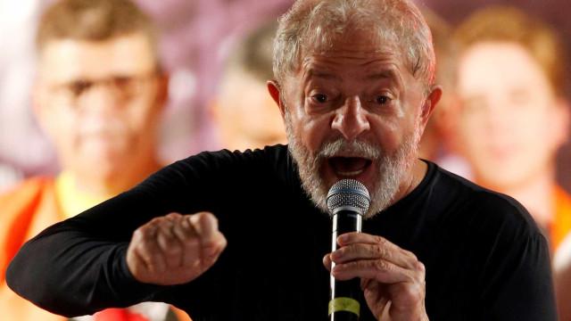 Lula: 'Sonho do Moro é me deixar pelo menos um dia na cadeia'