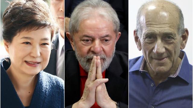 Relembre os líderes políticos que já foram presos