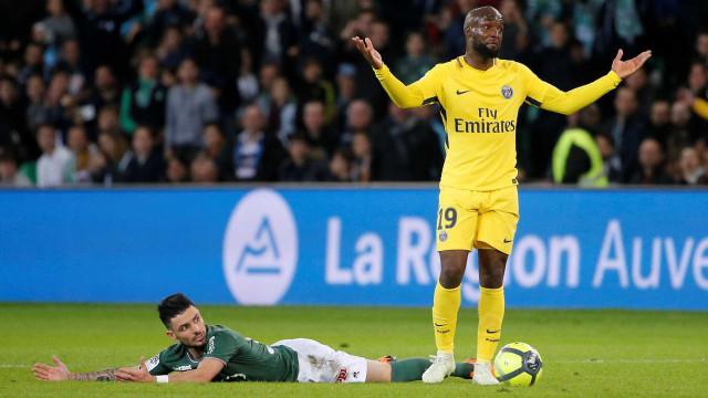 PSG empata com Saint-Étienne, adia título e terá 'final' contra Monaco
