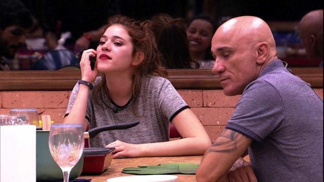 Ayrton vê Gleici e Kaysar favoritos; filha diz que sírio é exagerado