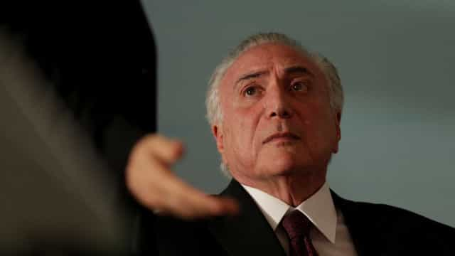 Datafolha aponta reprovação de 70% ao governo de Temer