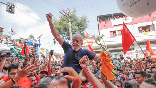 PT lança pré-candidatura de Lula nesta sexta em Minas Gerais