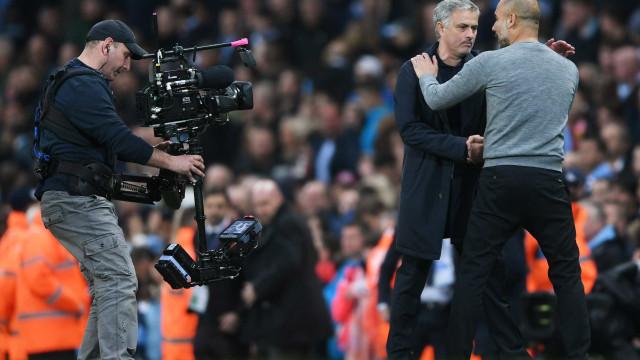 Após estragar festa, Mourinho diz que o City já é campeão inglês