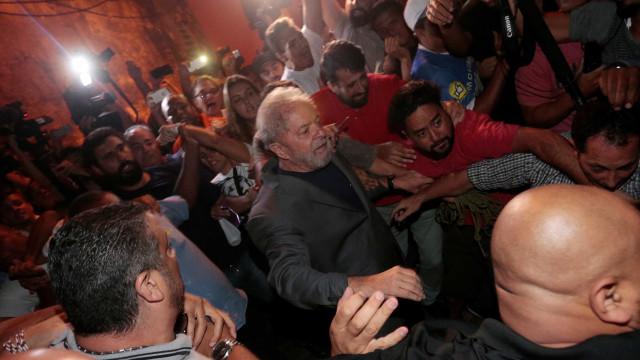 Polícia Federal tinha 'plano B' caso Lula não cumprisse ultimato