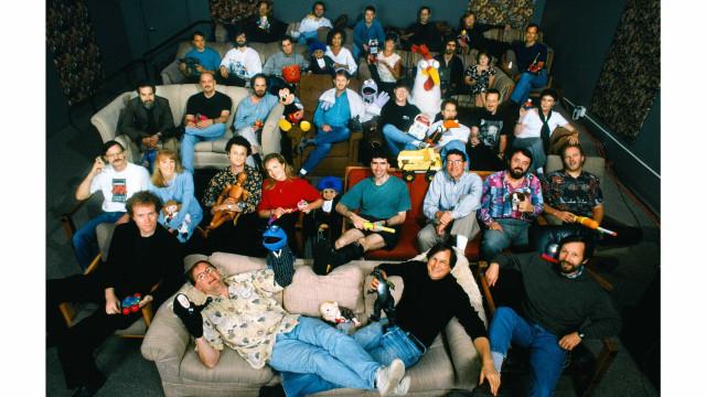 'Fizemos apostas absurdas', diz o parceiro de Steve Jobs na Pixar