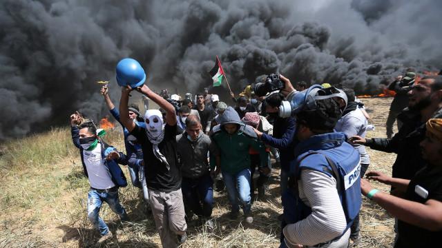 Israel lança ataque contra alvo de Hamas na Faixa de Gaza
