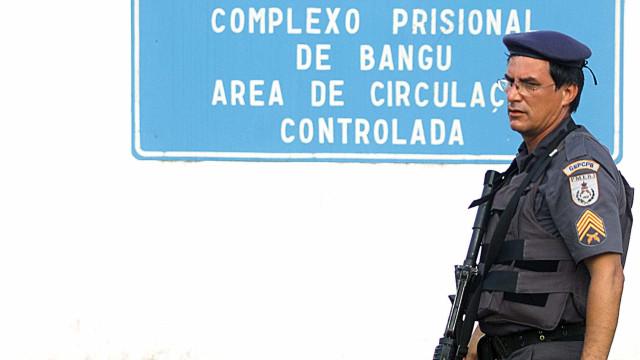 Milicianos presos no Rio podem passar por audiência virtual