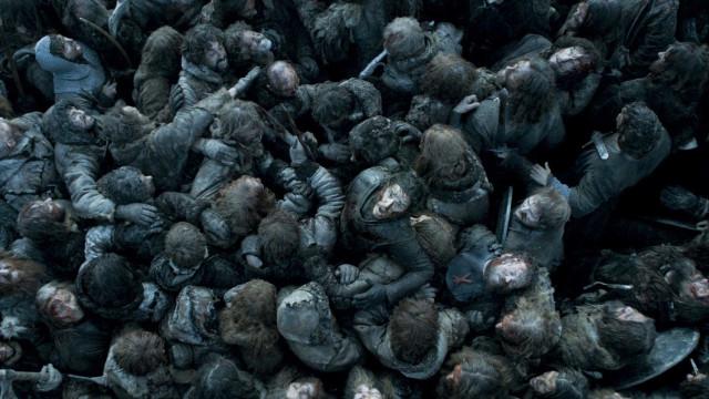'Game of Thrones': batalha de 55 dias acaba de ser rodada