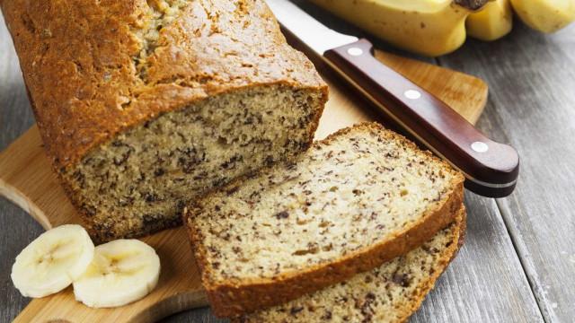 Aprenda 3 receitas de pão de banana