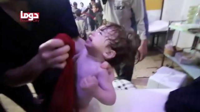 EUA acreditam que Damasco usou cloro e sarin em ataque na Síria