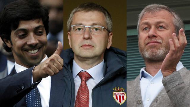 Conheça os donos de clubes de futebol mais ricos do mundo