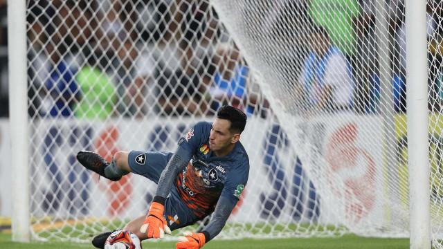 Lesão tira Gatito do Botafogo por um mês