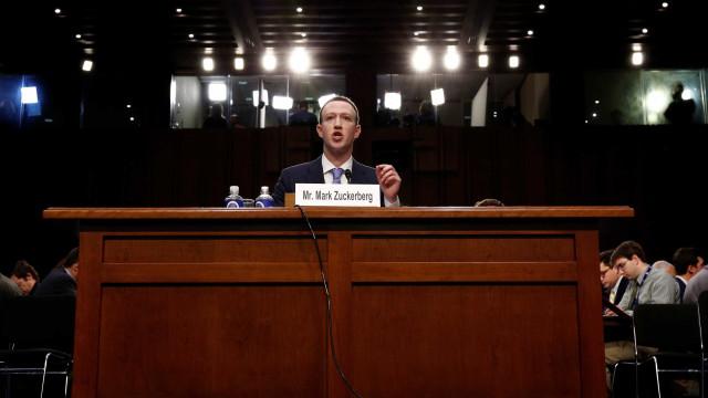 Senado dos EUA pressiona Zuckerberg e o acusa de negligência