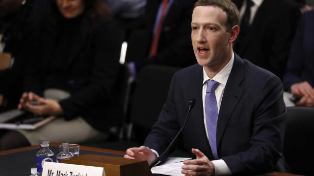 Zuckerberg aceita convite para depor ao Parlamento Europeu