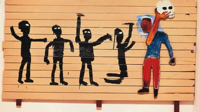 Após atrair 282 mil visitantes em SP, mostra de Basquiat vai para o DF