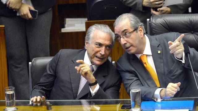 Temer é intimado a depor como testemunha de defesa de Cunha e Alves