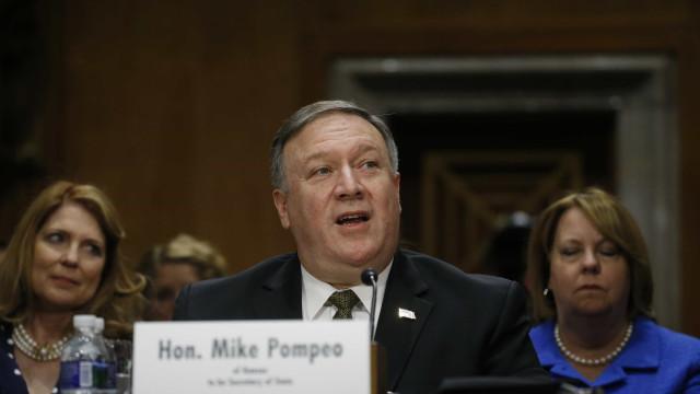 Rússia é perigo para EUA, afirma futuro secretário de Estado