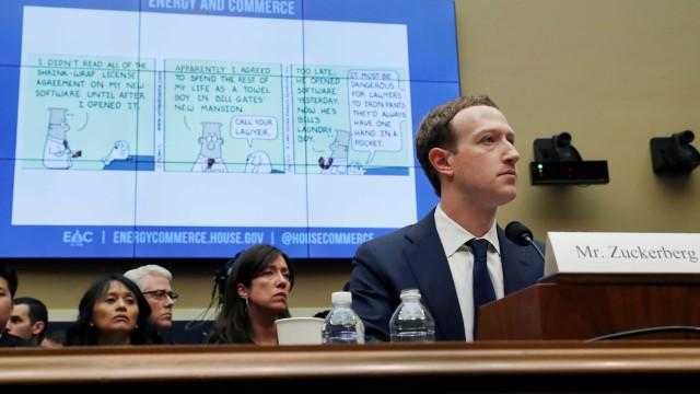 'Futuro será doloroso para o Facebook', diz historiador britânico
