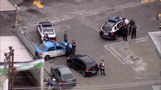 Tentativa de assalto deixa um morto e policial ferido no Rio