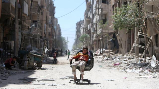 Síria: a cronologia da guerra que já dura oito anos