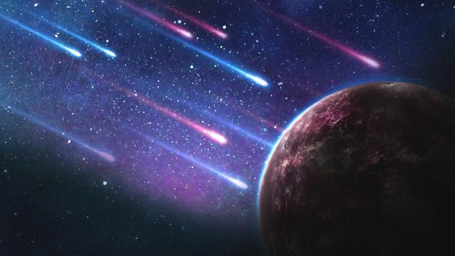 Asteroide gigante sobrevoa a órbita entre Terra e a Lua