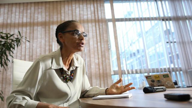 Em entrevista, Marina ataca Bolsonaro: 'será incontrolável' no poder