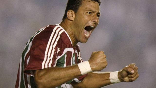 Washington 'Coração Valente' é anunciado como técnico de time sergipano