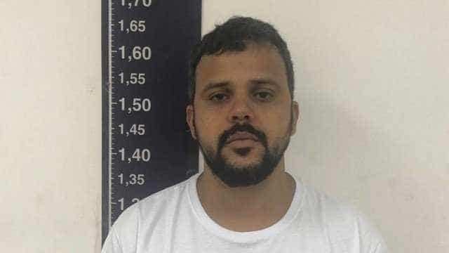 Homem apontado como chefe do morro do Borel é preso
