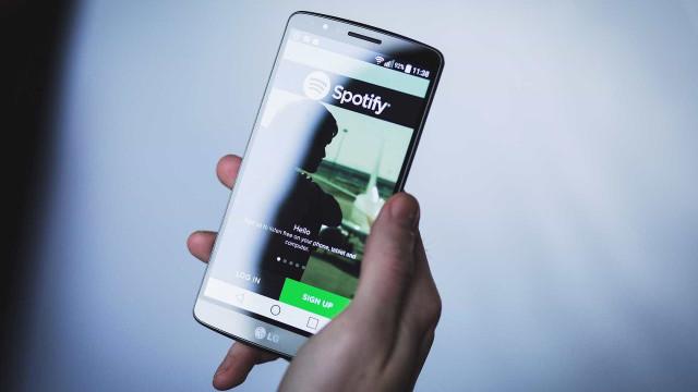 Veja como deve ser o novo visual do Spotify gratuito