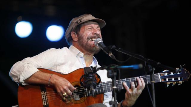 Após dez anos, João Bosco volta a Portugal para lançar novo álbum