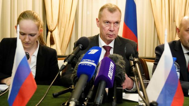 Rússia diz que agente usado contra ex-espião é feito nos EUA