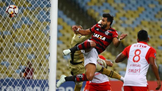 Flamengo empata novamente em casa; tudo sobre a Libertadores