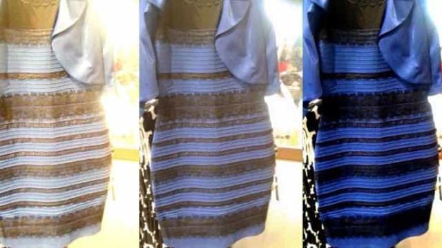 Mistério das cores do vestido pode ajudar a compreender doenças