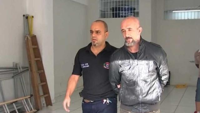 Após oito meses, Cristian Cravinhos volta para Tremembé