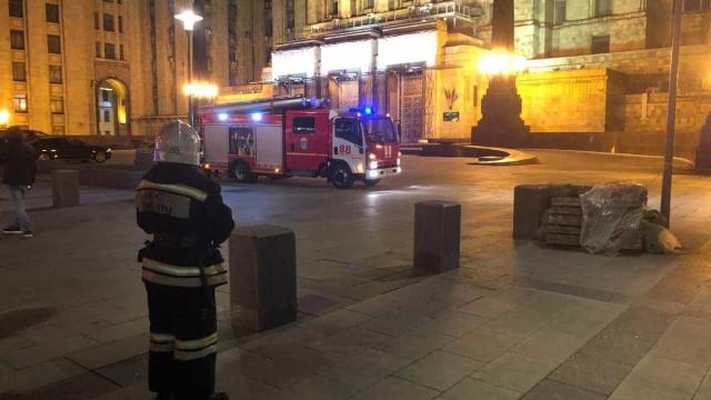 Ministério é evacuado após ameaça de bomba na Rússia