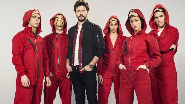 'La Casa de Papel': os atores que estarão na terceira parte