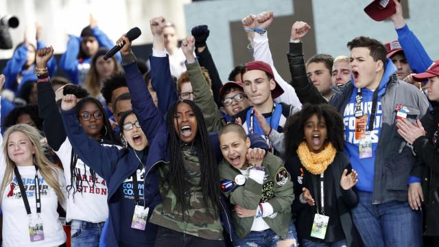 Jovens de Parkland entre mais influentes da Time; não há brasileiros