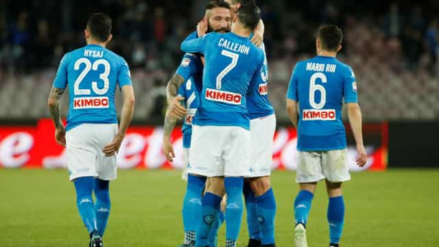 Juventus e Napoli se encaram em 'final' do Italiano