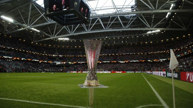 Após roubo, troféu da Liga Europa é recuperado no México