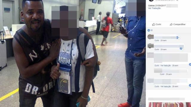 PF investiga suspeito de enviar ilegalmente crianças para o exterior