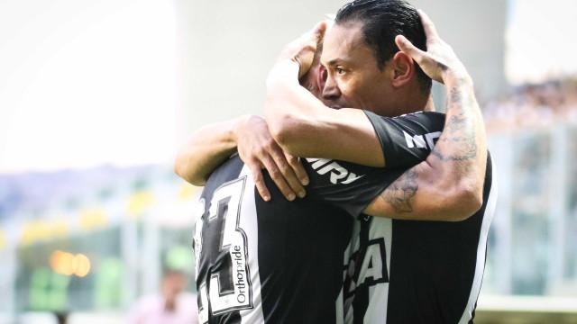 Atlético-MG conta com Ricardo Oliveira para vencer o Vitória em casa