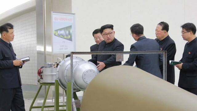 Kim teria permitido aos EUA inspeção de local de testes nucleares