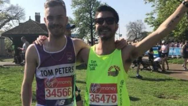 Competidor do Masterchef inglês morre durante Maratona de Londres