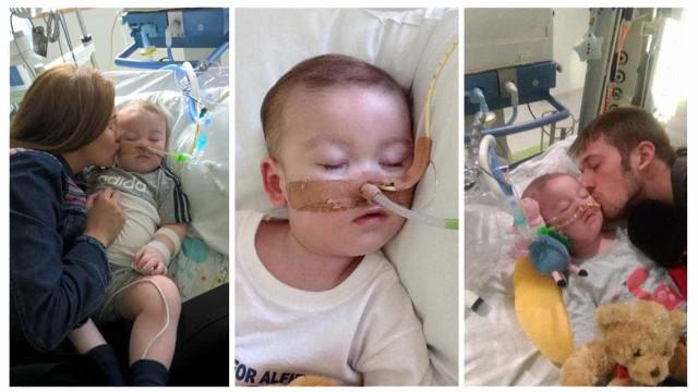 Grupo tenta invadir hospital contra morte de bebê britânico