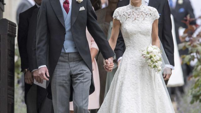 Irmã de Kate, Pippa Middleton está grávida, segundo jornal
