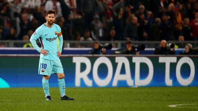 Messi tem seis dedos no pé direito? Na internet estão dizendo que sim